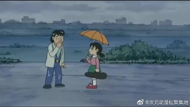 哆啦A梦:静香真是一位善解人意好孩子呢,真的是好帖心啊!