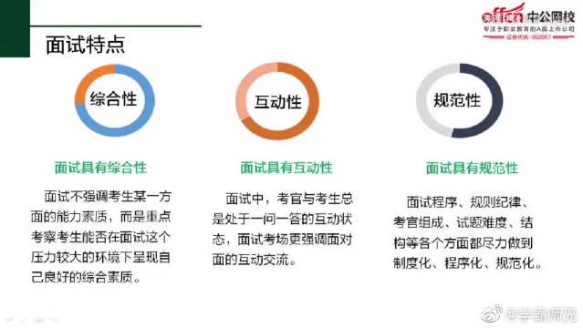 公务员、事业单位面试必看!结构化面试考情分析。