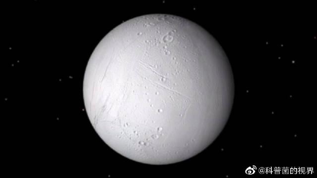 土卫二上发现存在热水的环境。这是人类首次在太阳系中发现存...