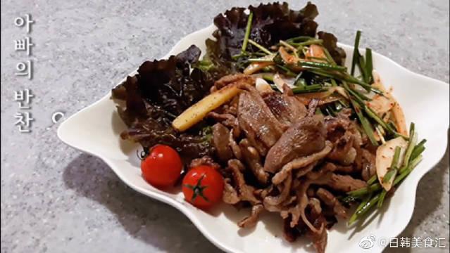 烤鸭&韭菜拌黄金食谱!天天都想着减肥的人偏偏生了一张吃货的嘴!