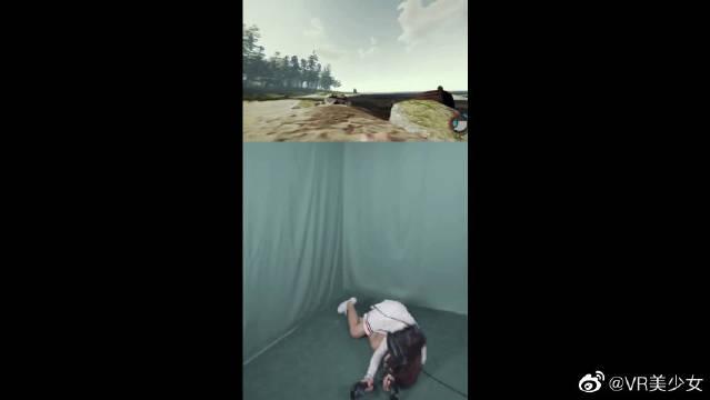 这是什么游戏?我在VR里没看到这个游戏呢!