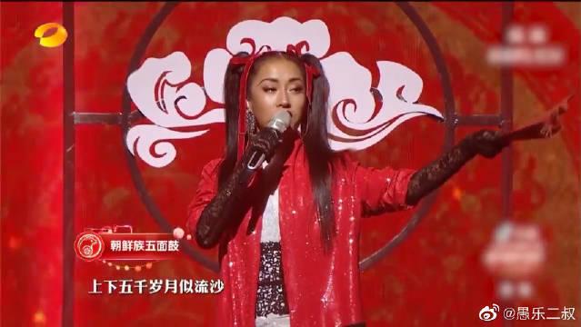 吉克隽逸王晨艺董又霖合唱《华夏》,这个现场,真好听!