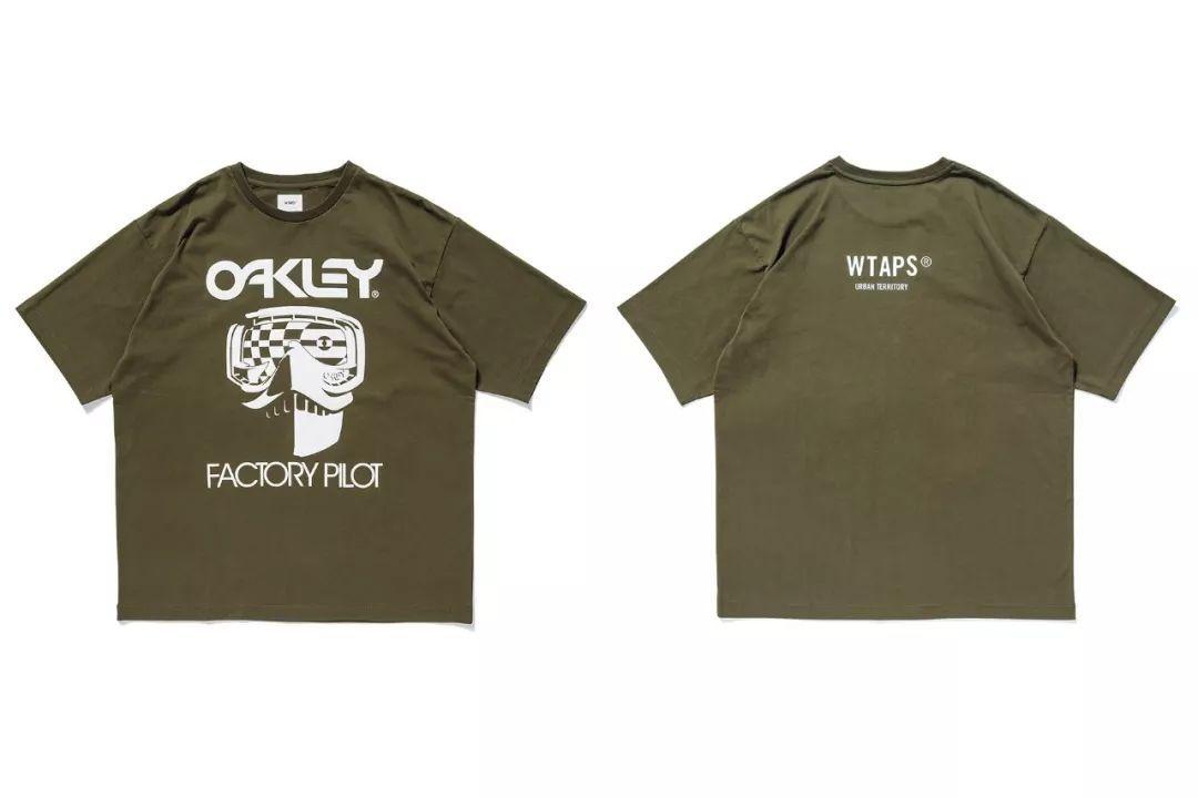 作为著名眼镜品牌,OAKLEY 一直都受到各位潮人的热爱