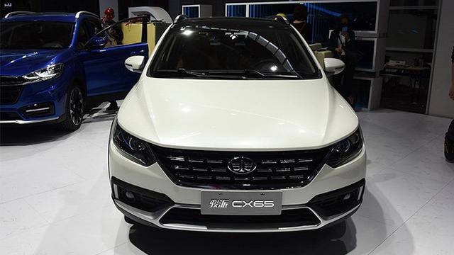 动力升级,骏派CX65新增车型霸气亮相