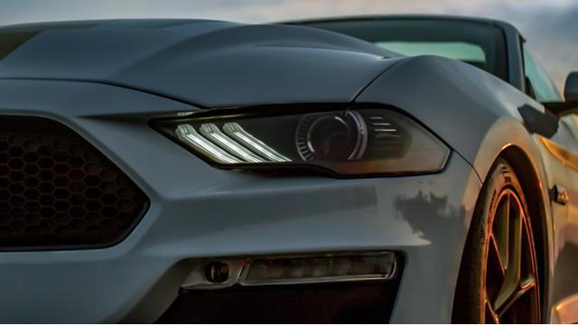 试驾2019款福特野马谢尔比GT