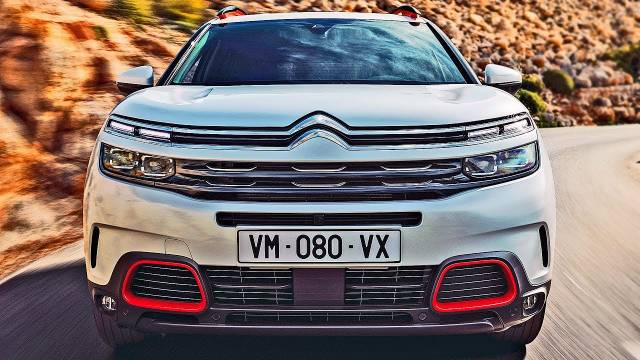 视频:雪铁龙C5 Aircross SUV(2019)超舒适SUV