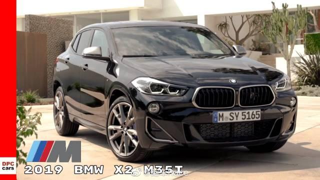 2019宝马X2 M35i,很有内涵的车