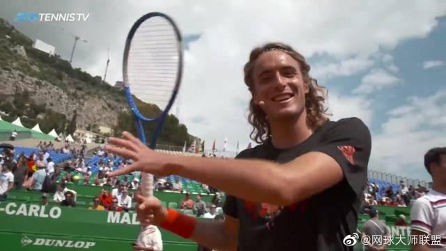 2019蒙特卡洛网球大师赛搞笑视频集锦,心疼小德一分钟!