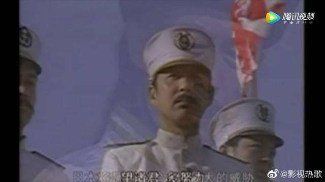陈道明演唱《东方有一片海》,1992年《北洋水师》电视剧主题曲。
