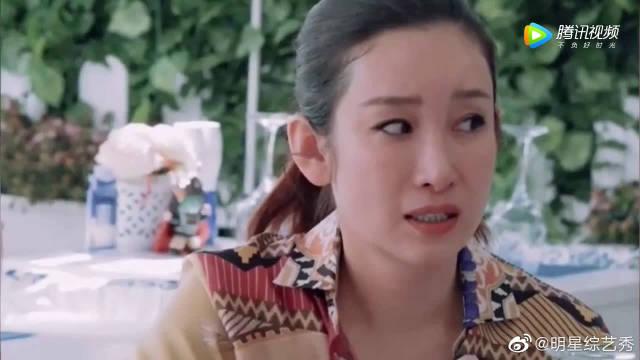 赵薇评价黄晓明当中餐厅店长,晓明哥收到来自前任店长的安慰了吗~