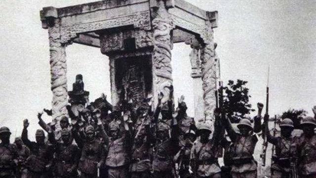抗日战争中唯一令侵华日军都甘拜下风的军队,战力强悍人所共知