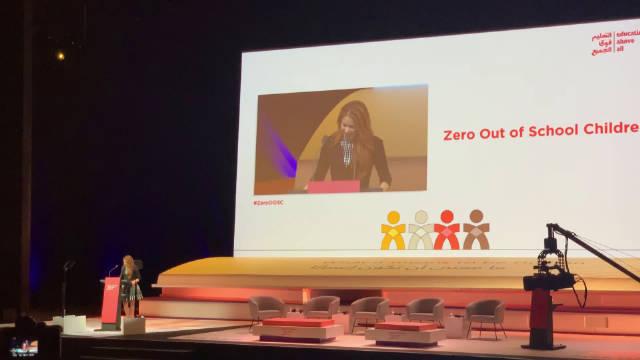 夏奇拉(Shakira Mebarak)受邀出席参加@世界教育创新峰会-WISE