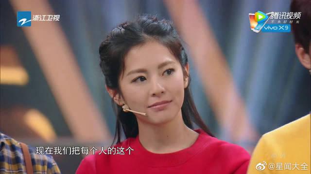 王源现场读偶像林俊杰来信,任容萱收获姐姐Selina暖心表白~