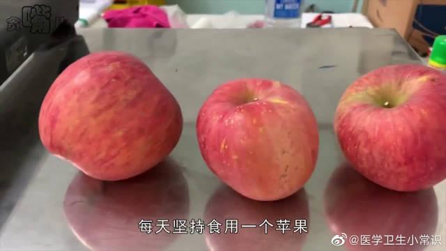 抗衰老、养血管、降血压,多吃苹果好处多,但有2类人不适宜