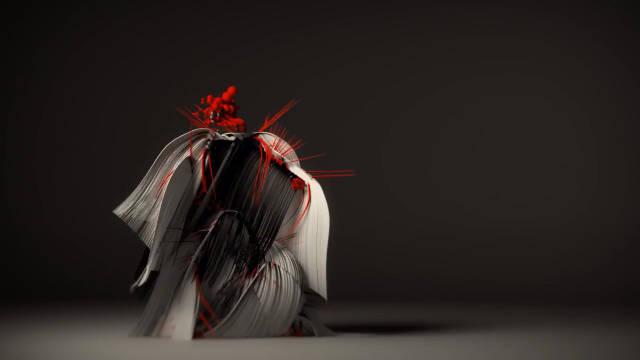 新媒体视觉艺术里的中国戏曲超棒!·