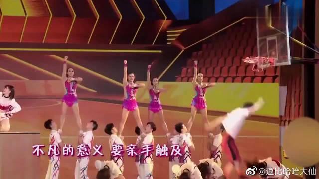 2019春晚李易峰:青春跃起来,和朱一龙一起舞动青春