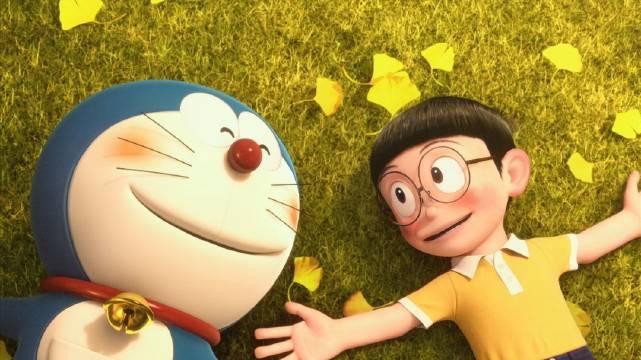 《哆啦A梦 伴我同行2》发布首支预告片,延续了上部的3D风格