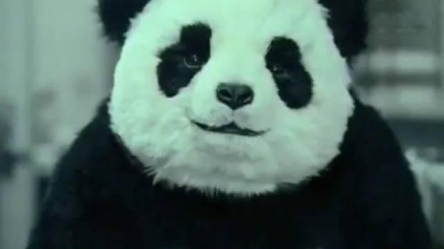 史上最硬核的创意广告——永远不要对熊猫说不