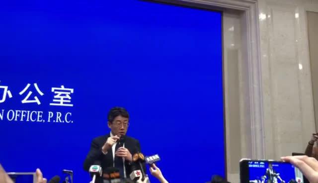 院士高福:有好多在中国留学的印度学生回到印度