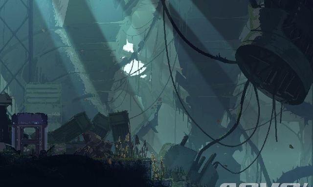 横向动作解谜游戏《MO:Astray 细胞迷途》10月25日上架Steam