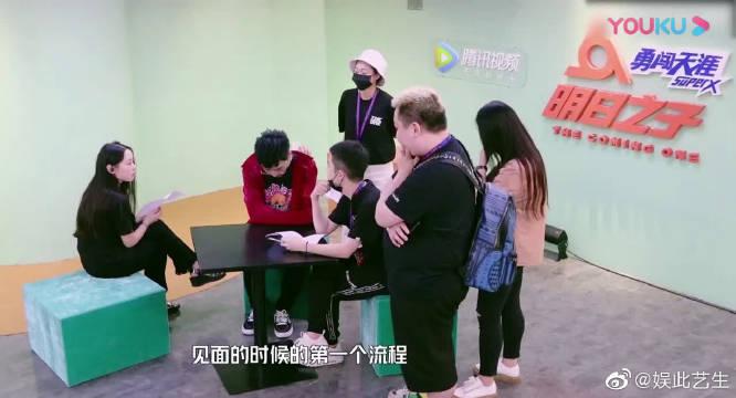 文兆杰与段奥娟的第一次相遇之:伪装者,真的好搞笑啊!