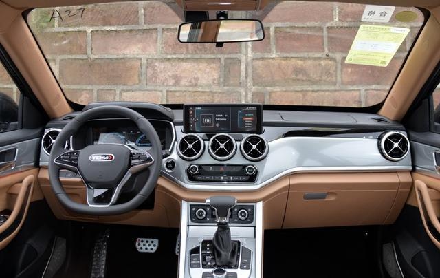 这车外形像哈弗,内饰像奔驰,听车名以为是福特,销量却不忍看!