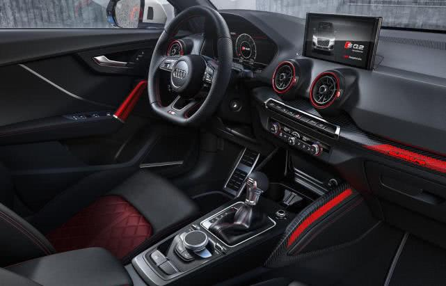 高性能SUV,4.8秒破百,301匹强劲动力,颜值时尚动感!