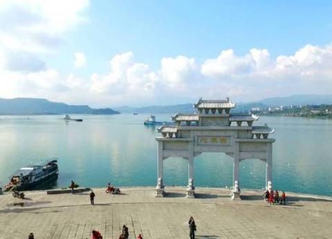重庆石柱北部一个镇:历史近2000年,有万里长江第一街