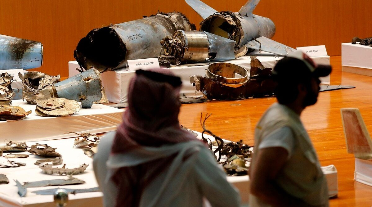 """沙特公布石油设施遇袭调查结果 导弹痕迹与伊朗关系""""密切"""""""