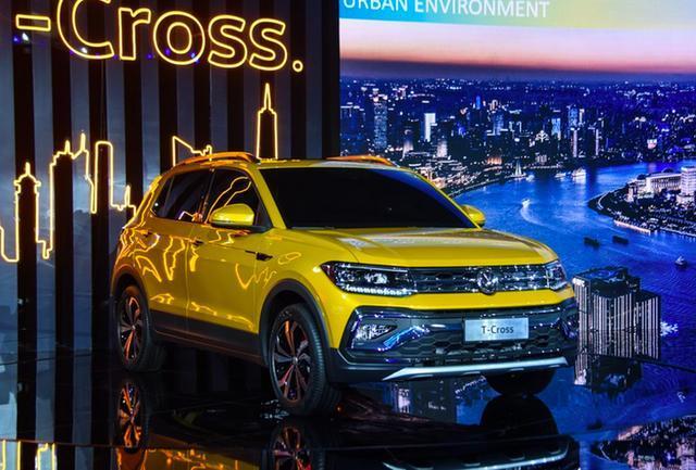 大众计划明年国产朗逸、宝来、高尔夫3款电动车T-Cross推多款车