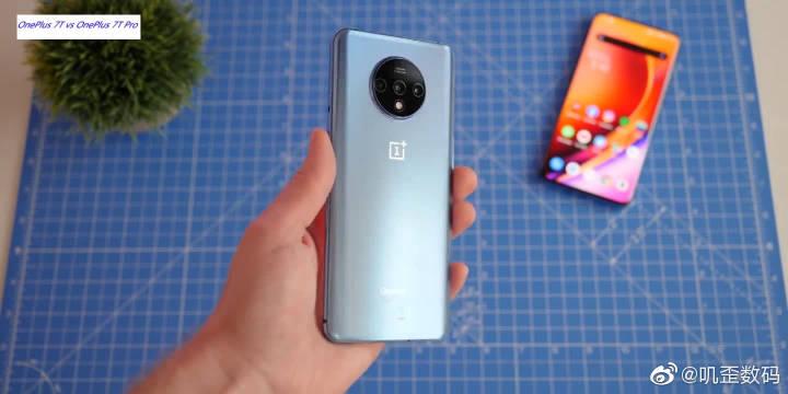 一加 OnePlus 7T对比7T Pro,水滴屏和全面屏你会怎么选?
