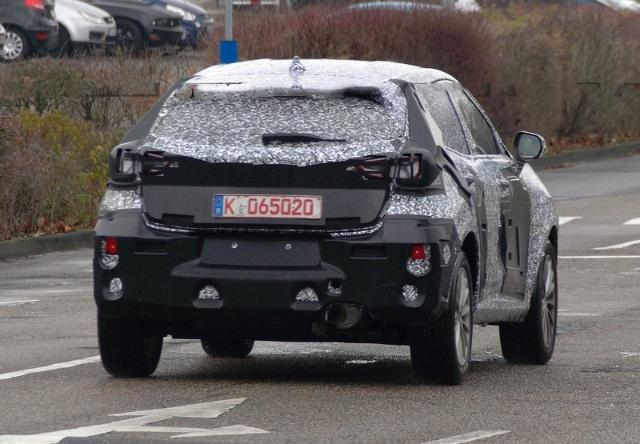 福特终于要发力了,推出全新小型跨界SUV,要比翼搏有个性多了