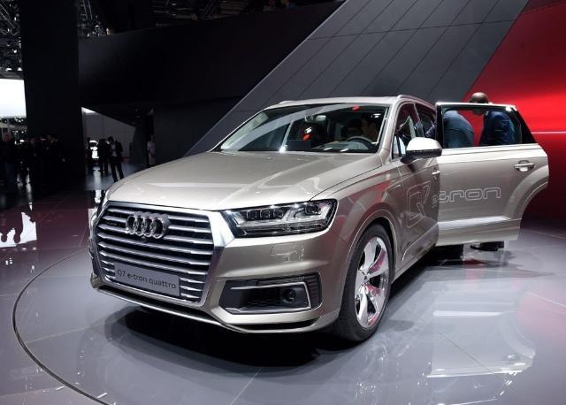 车重2.5吨,破百仅需5.9秒的中大型SUV,续航里程达1070公里