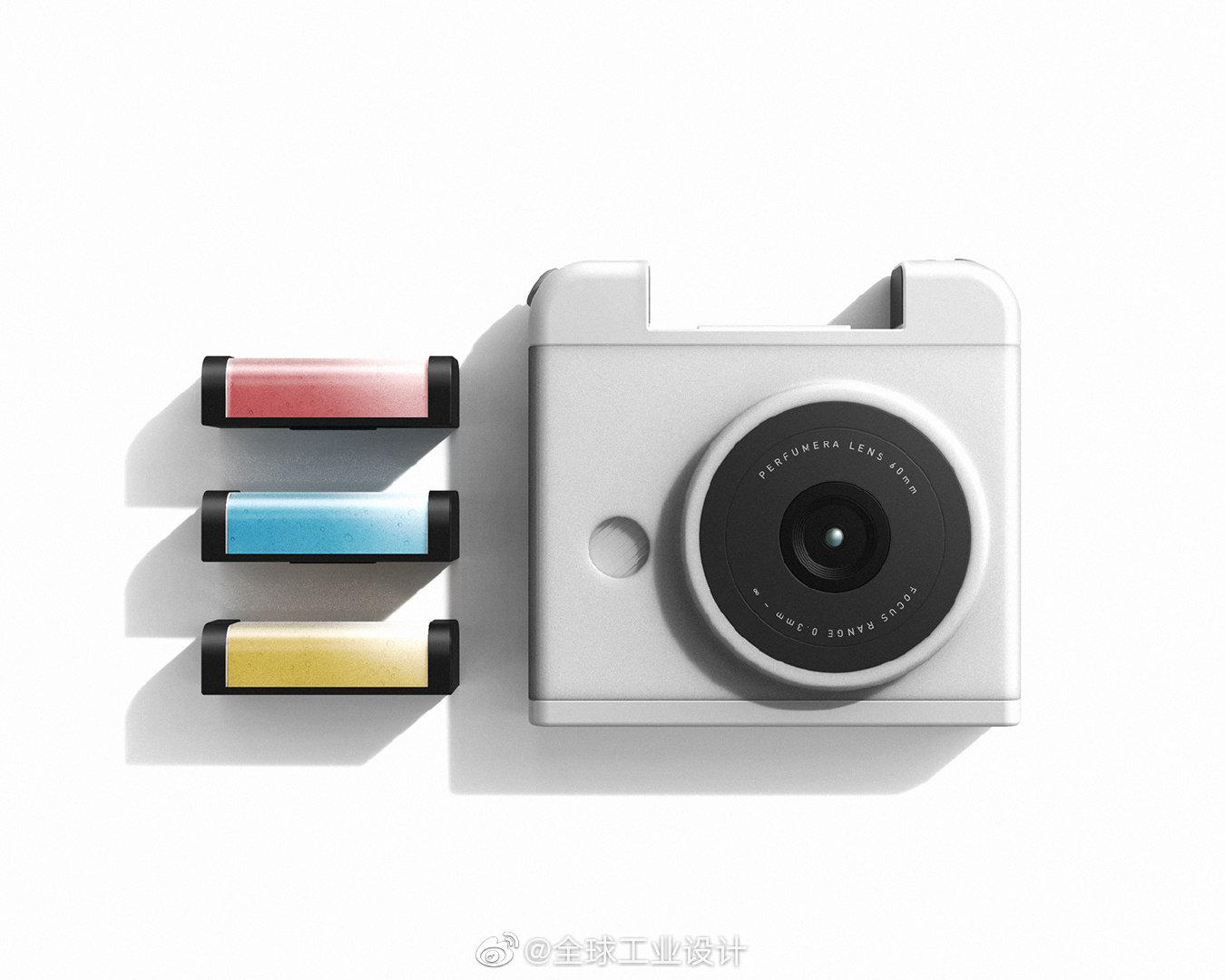 Perfumera 照相机