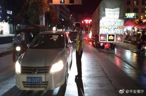 冕宁县公安局交警大队紧密结合辖区实际,积极探索