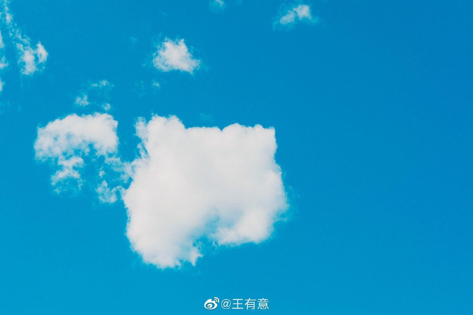 一抹海之蓝尤记这夏天摄影作者:@王有意