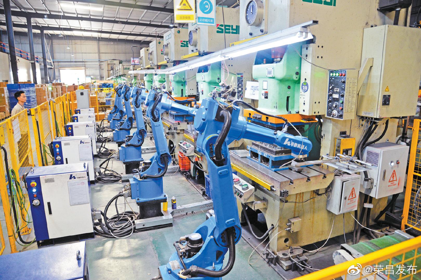 东矩金属制品:推进智能化改造 撬动发展新动能