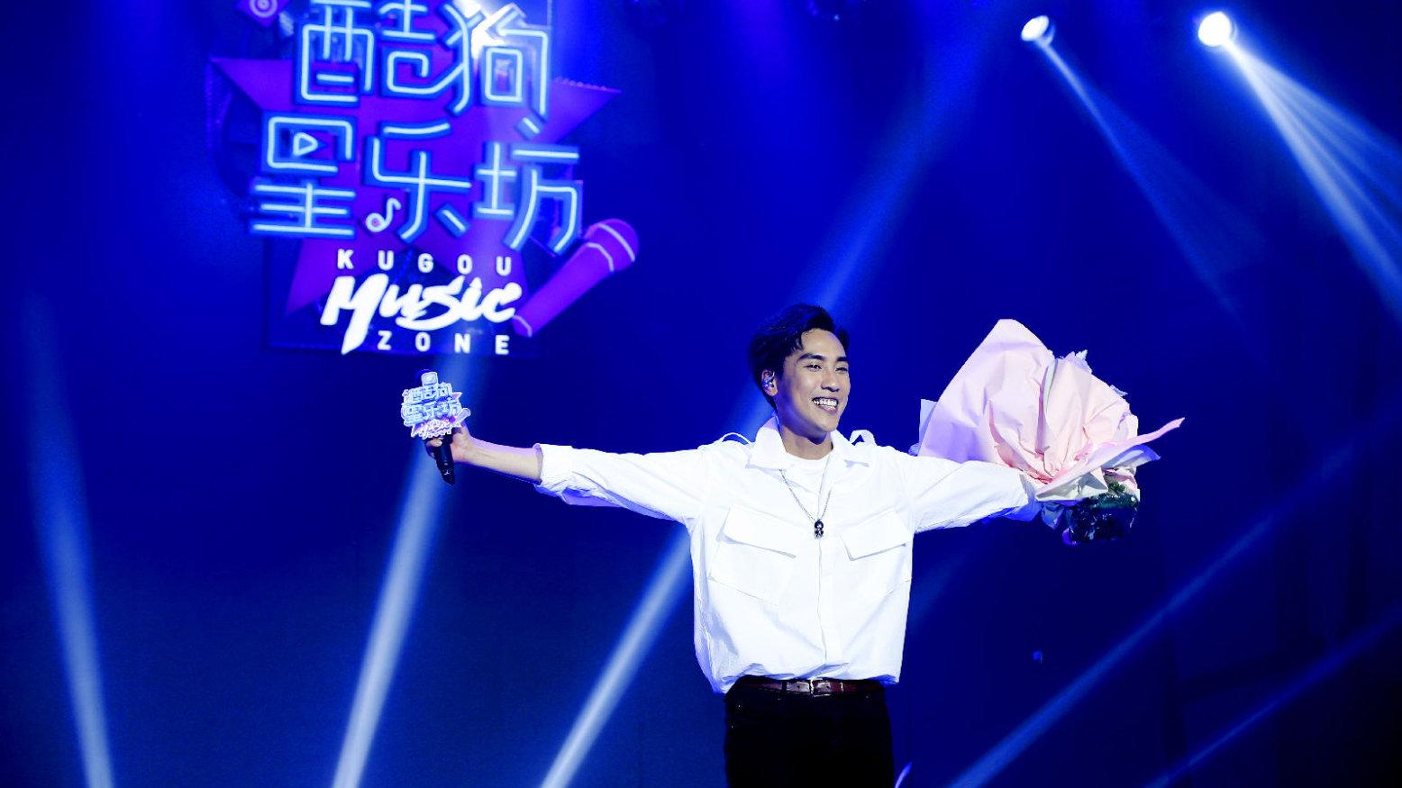 《让世界听见》我的名字-陈乐基!Rocky Chan