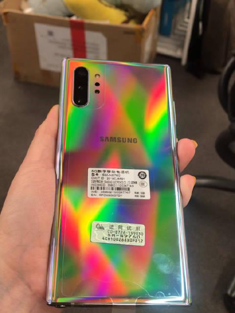 三星 Galaxy Note 10 莫奈彩