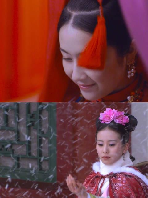 毕竟是唐人,《梦回》依旧保持着当年拍摄《步步惊心》的高水准