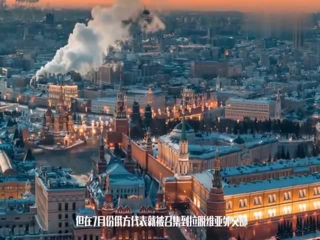 庆祝华沙解放为何在莫斯科举行?波兰政府:你的解放,与我无关