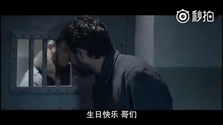 超现实猎奇短片《8号房间》,神奇的牢房,连环套的空间
