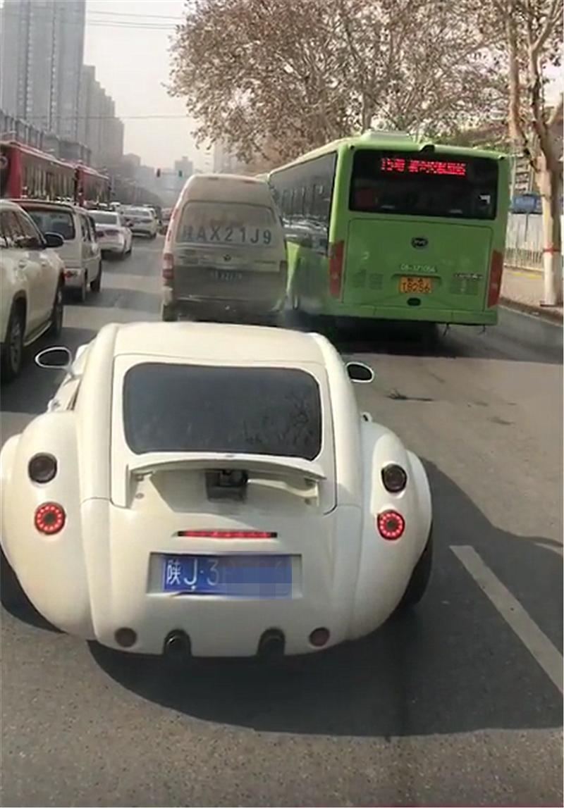 车标是蜥蜴,车价能买法拉利,车身纯手动打造,却在国内罕见!