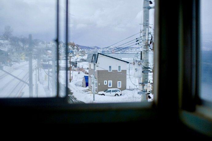 如果有机会,要去看一次北海道的冰天雪地