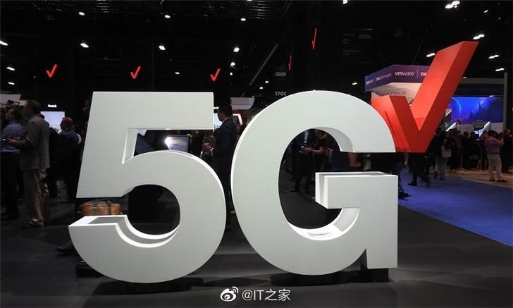 摩托罗拉手机测试,美国Verizon携手三星高通实现5G现网4