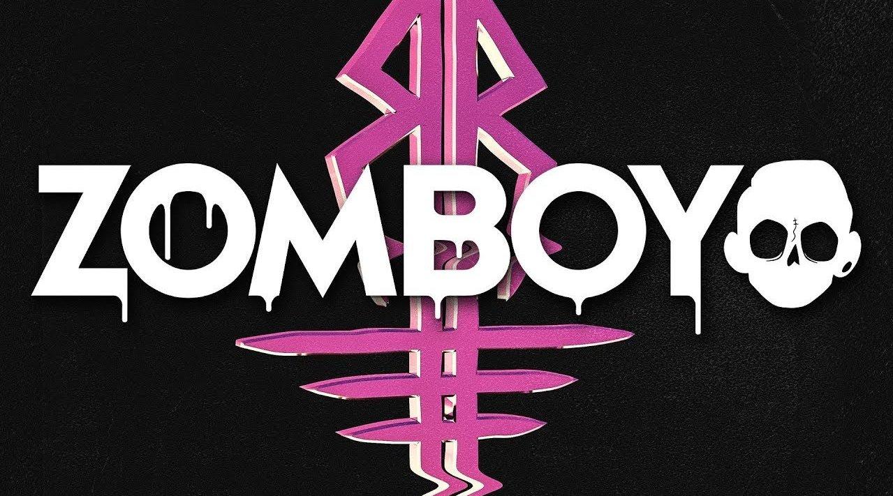 PhaseOne最新混音 僵尸男孩ZOMBOY单曲《The Beast》官方音频首播