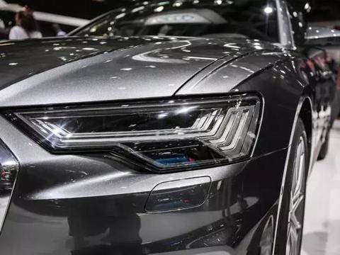 全新奥迪A6 Avant亮相巴黎车展 精致得让人挪不开眼