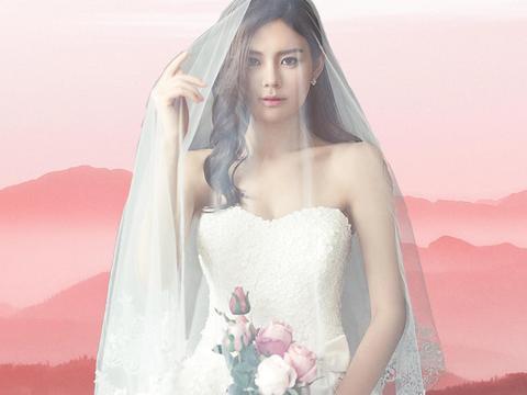 婚纱玻璃等透明物体照片,怎么抠图换背景?摄影小白请收藏