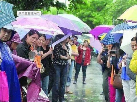 每年高考期间为何爱下雨,最服这个答案,霸气!