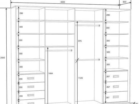 想定制衣柜储物空间大又美观,选购时注意4点,少花冤枉钱